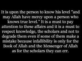 They are Men and We too are Men! | Shaykh Saalih al-Fawzaan
