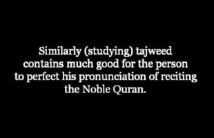 Is it Obligatory to Study Tajweed of the Qur'an? | Shaykh ibn Baz